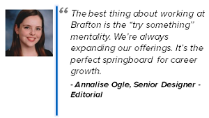 Annalise Ogle Brafton Careers