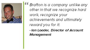 Ian Loader Brafton Careers