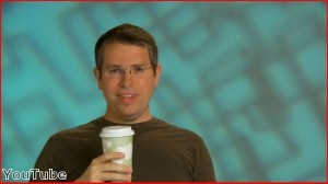 Marketers know they can turn to Matt Cutts' Google Webmaster channel on YouTube to find answers for their Google search rank queries, but a recent video was served with a side of giggles while the head of Google's webspam team sipped a caffeinated beverage.