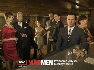Marketers may love the glimpse into 1960s advertising offered by the hit television show Mad Men, and they can learn a thing or two from AMC's marketing campaign for the show.
