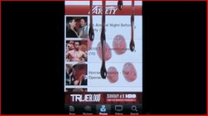 Medialets - the agency behind the mobile campaign for the hit HBO TV show TrueBlood - is demonstrating how to achieve a big promotional hit via the iPhone's small screen.