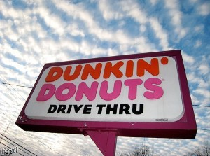 Dunkin Donuts has launched a contest that both engages its Facebook followers and turns them into brand advocates.