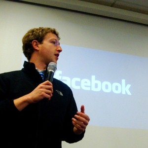 Facebook CEO Mark Zuckerberg said the company may very well make an aggressive push into search.