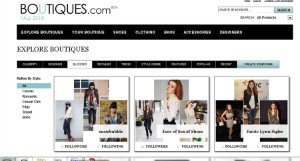 Google is unveiling new analtyics for Boutiques.com to give retailers insight on the most searched styles.