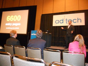 At ad:tech SF, Rob Snell discussed focusing SEO efforts on convertible pages.