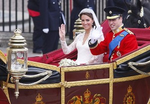 Search engines are honoring the royal wedding, social users are mentioning it by the minute and internet marketers should take note of this online phenomenon.