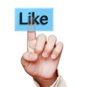 Marketers are encouraged to create social media content that inspires likes, as these posts have a social herding effect the increases results.