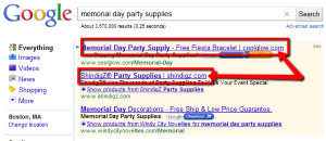Google announced that it is updating its AdWords ads to include display URLs in headlines.