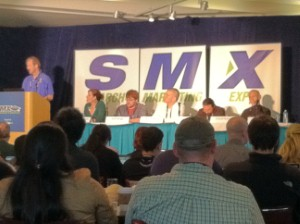 At SMX Advanced, experts weighed in on sustainable ways marketers can increase their inbound links, and one conclusion was that content-driven infrographics aren't dead.