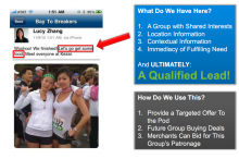 Group Messaging tools can help brands find relevant social, mobile audiences.