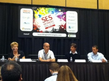 The buzz at SES San Francisco 2011 is that content is king for social - perhaps even more than it's king for SEO.
