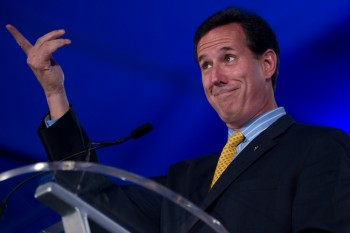 Republican presidential candidate Rick Santorum's problems on Google further illustrate the significance of SEO and a strong web presence for brand management.