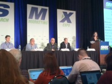 "At day one of SMX, panelists in the ""Hitchhiker's Guide to SEO"" session weighed in on strategies marketers can use to keep up with the ever-expanding search galaxy."