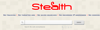 A new search engine, Stealth, is offering users an alternative to Google that does not track activity.