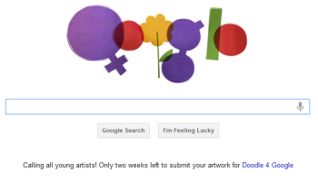 International Women's Day falls on March 8, and it merited a Google doodle while proving a trending topic on Twitter throughout Thursday.