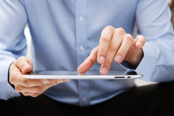 Tablet users are becoming a greater portion of the web market.