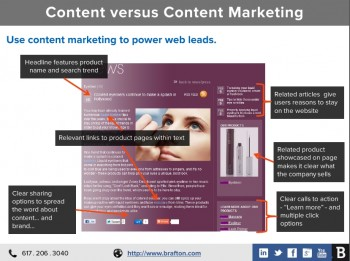 "A screencap of the Brafton guide, ""Six Tips to Optimize Content Marketing for Conversions."""