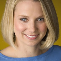 Marissa Mayer's first quarterly earnings call as Yahoo C