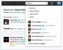 Twitter has rolled out new search features to make the site easier for users and more valuable for marketers.