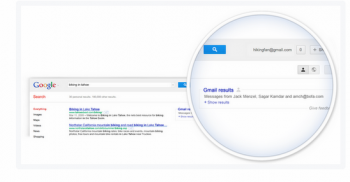 Google recently detailed a new feature that will allow users to see search results from their Gmail accounts on SERPs.