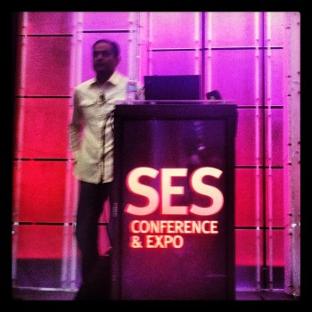 Google's Avinash at SES San Francisco