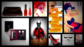 """Our """"Spooky Beauty"""" Halloween contest with Beauty Bridge shows how to create a Pinterst contest that promotes products, wins new followers and attracts website traffic."""