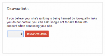 Google launched a long-awaited disavow links tool on Tuesday.