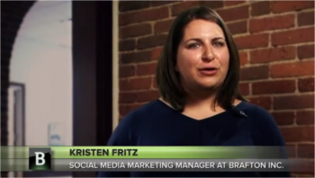 Brafton's video blog offers four tips to organize your Pinterest boards for best results this holiday season.