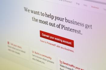 Pinterest Convert