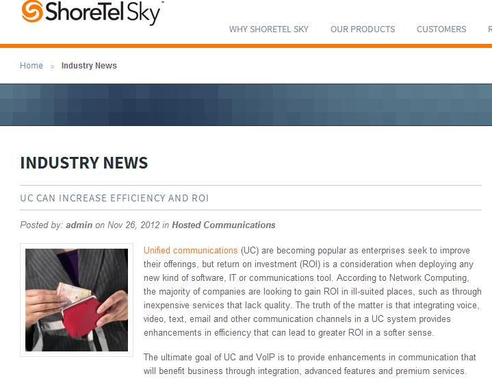 ShortelSky news title