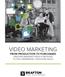 "If you're marketing for one of the 70 percent of brands using video, it's time to ask: ""What's the ROI?"" Brafton's guide covers best practices for developing results-focused video strategies and delivering videos that convert viewers."