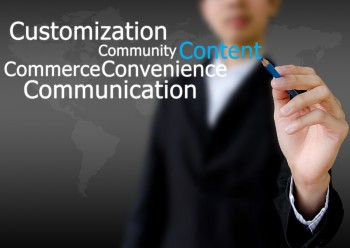 Content marketing goals evolve as consumers engage on the web in different ways.