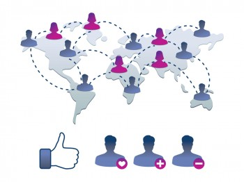Marketers wanting to sustain deep ties on social media should consider Facebook over Twitter