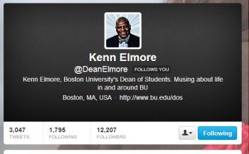 Dean Elmore on Twitter