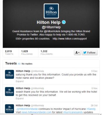 HiltonHelp