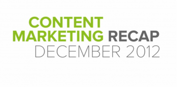 Brafton's take on the biggest content marketing developments of December can give your campaigns a lift to ring in the New Year.