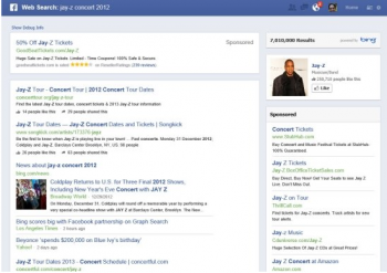 Facebook Web Search