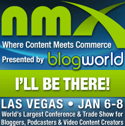 Brafton is attending the NMX conference in Las Vegas