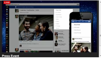 Facebook's Switcher Tool