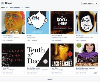Facebook's New Timeline