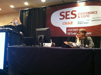 SES New York experts explained how great content marketing naturally builds links for SEO.