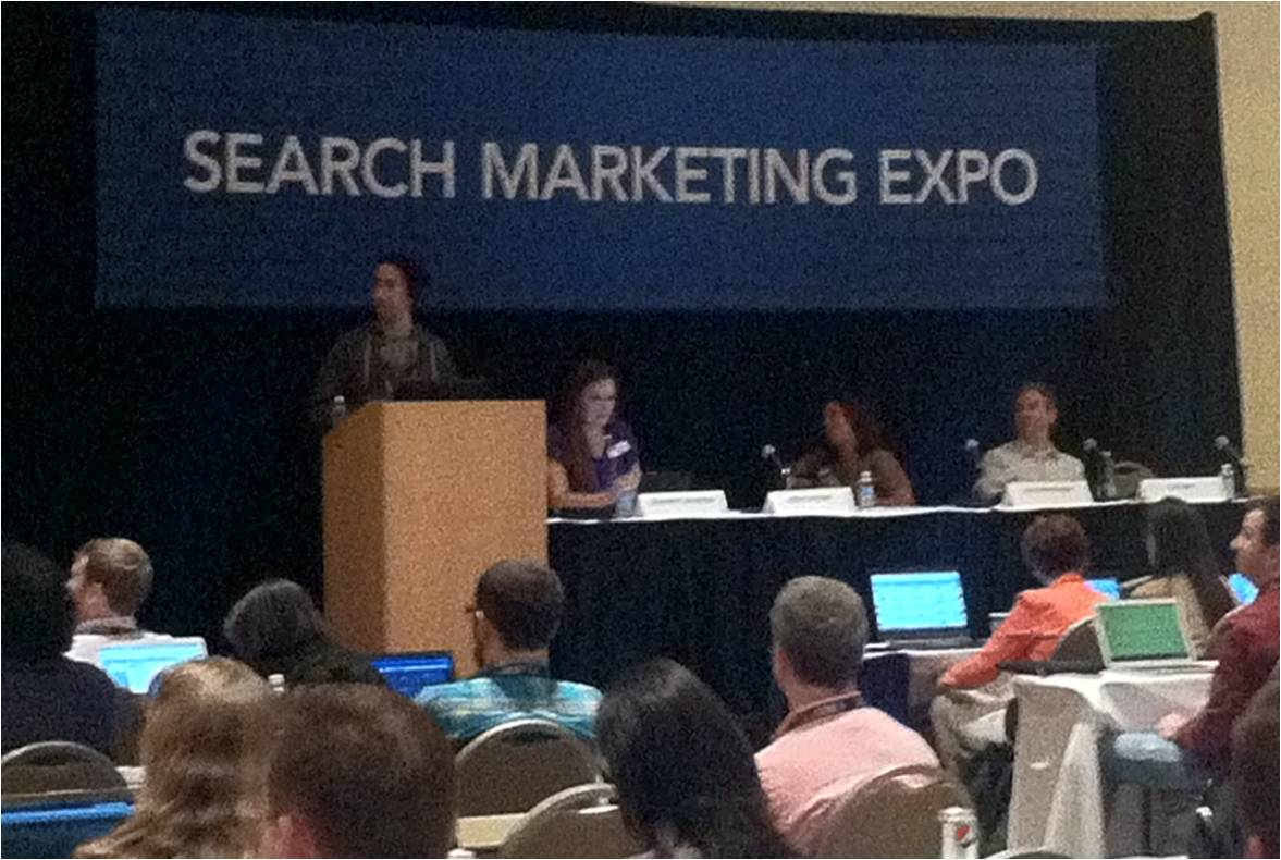SMX West Authorship