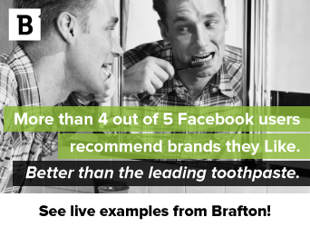 Brafton.com Product Advertisement