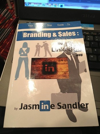 Sandler's book giveaway