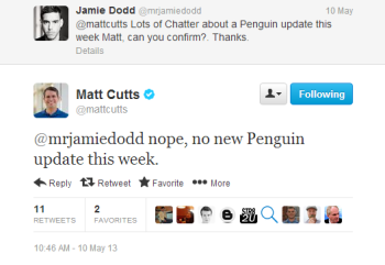 No New Penguin