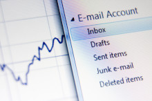 A study finds email newsletters aren't generating as many open or clickthrough rates, which is perhaps a symptom of the new Gmail inboxes.