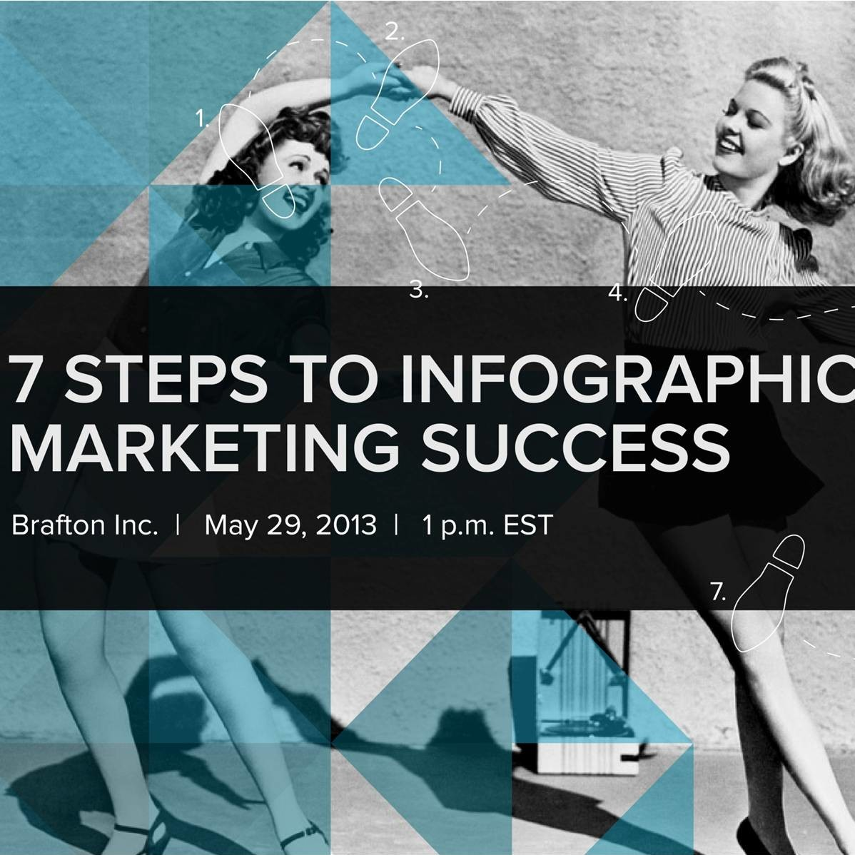 7 steps to infographic marketing success
