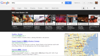 Google announces an update to local search results that shakes up how the engine displays SEO content.