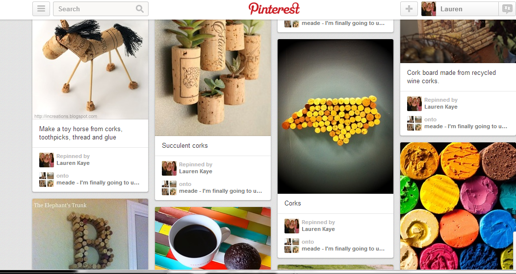 Some users are intimidated by Pinterest-perfect content.