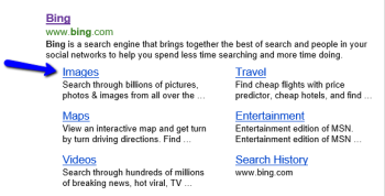 Bing now allows SEOs to block certain page destinations from displaying at deep links.